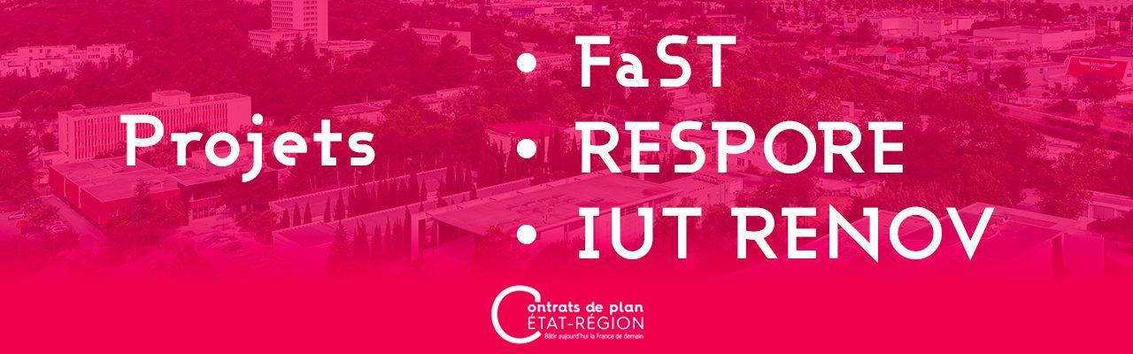 Contrat de Plan État Région 2015-2020 à l'Université de Toulon
